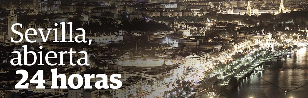 Sevilla, abierta 24 horas