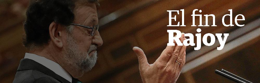 Segunda moción de censura a Rajoy