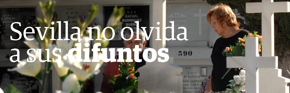 Sevilla no se olvida de sus difuntos