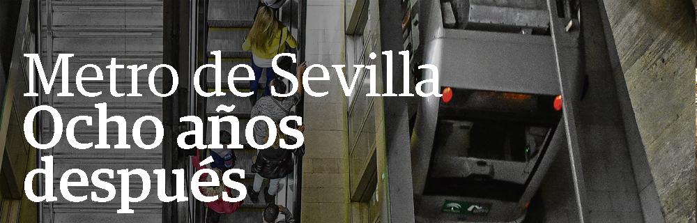 Metro de Sevilla: Ocho años después