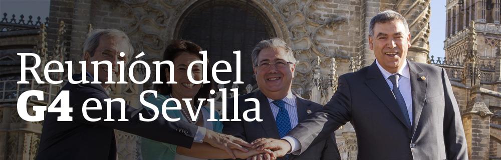 Reunión del G4 en Sevilla
