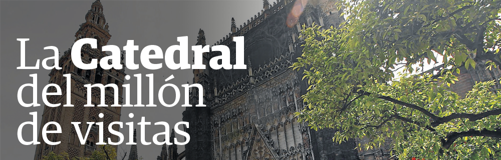 La Catedral del millón de visitas