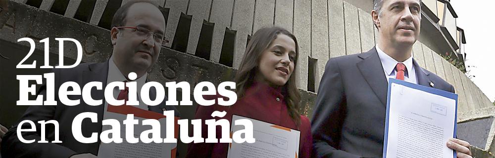 21D: Elecciones en Cataluña