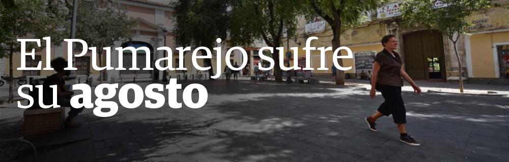 El Pumarejo sufre su agosto