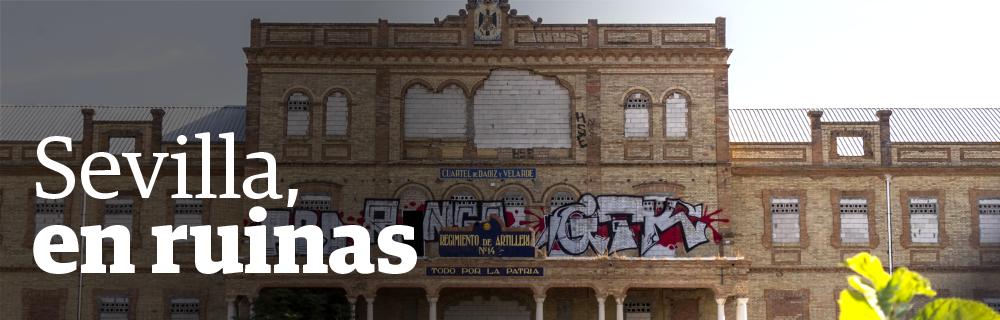 Sevilla en ruinas