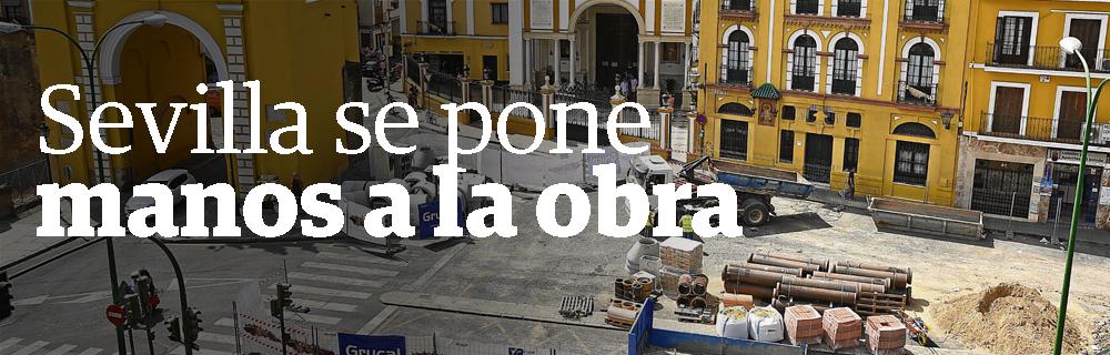 Sevilla se pone manos a la obra