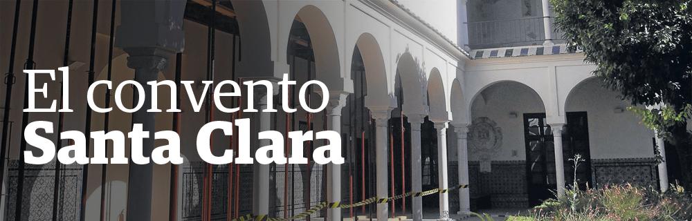 El convento Santa Clara