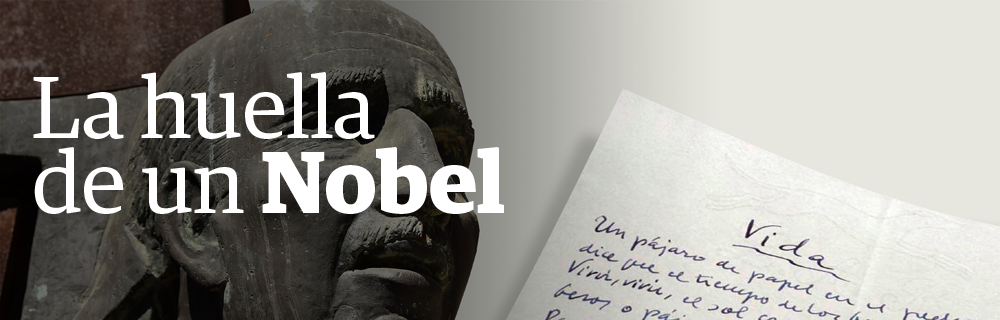 La huella de un Nobel