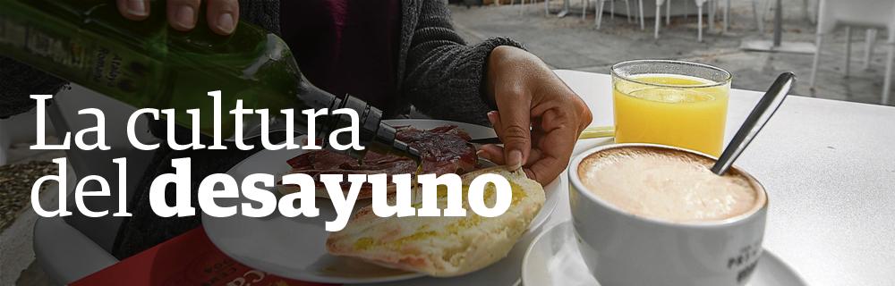 La cultura del desayuno