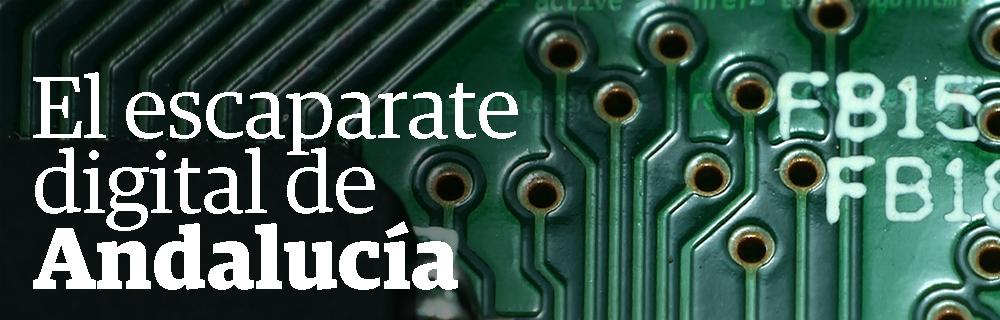 El escaparate digital de Andalucía