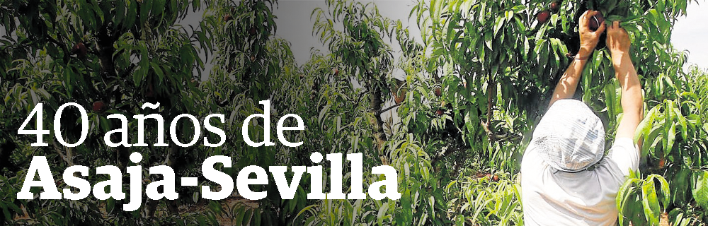 40 años de Asaja-Sevilla