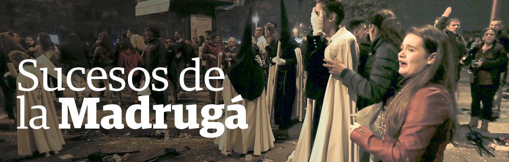 Sucesos de la Madrugá