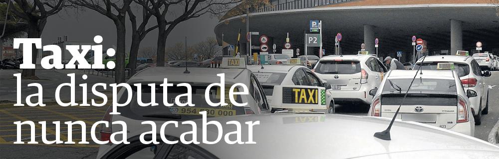 Taxi: la disputa de nunca acabar