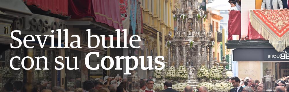 Sevilla bulle con su Corpus