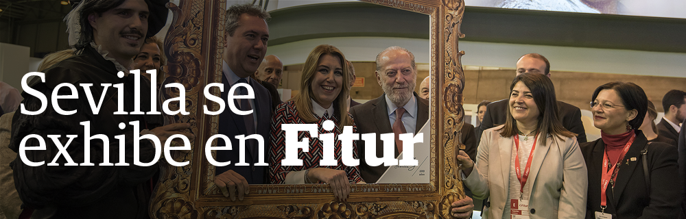 Sevilla se exhibe en Fitur