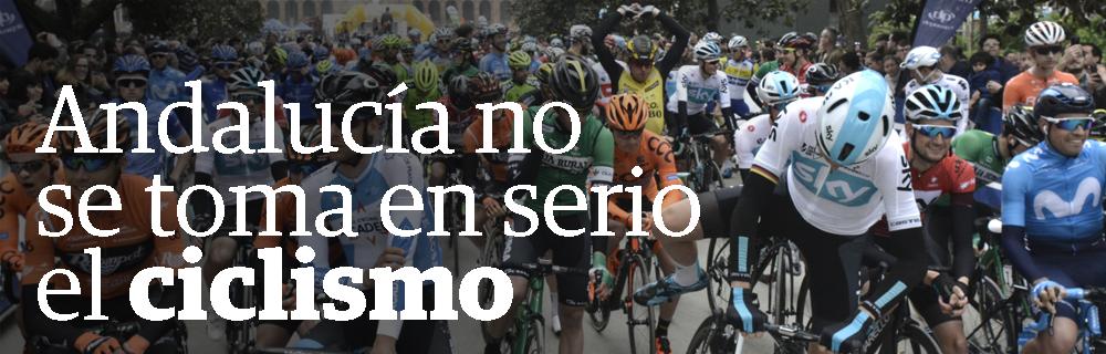 Radiografía del ciclismo andaluz