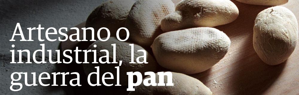 Artesano o industrial, la guerra del pan
