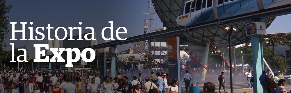 Historia de la Expo