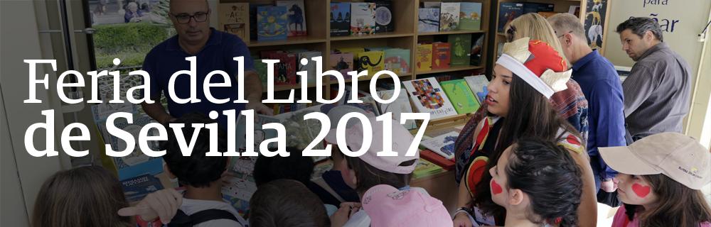Feria del libro de Sevilla 2017