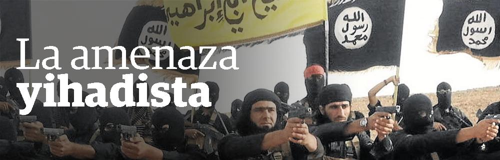 La amenaza yihadista