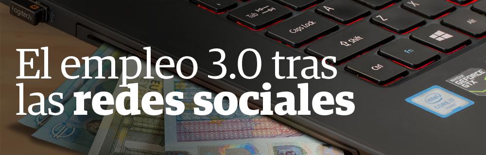 El empleo 3.0 tras las redes sociales