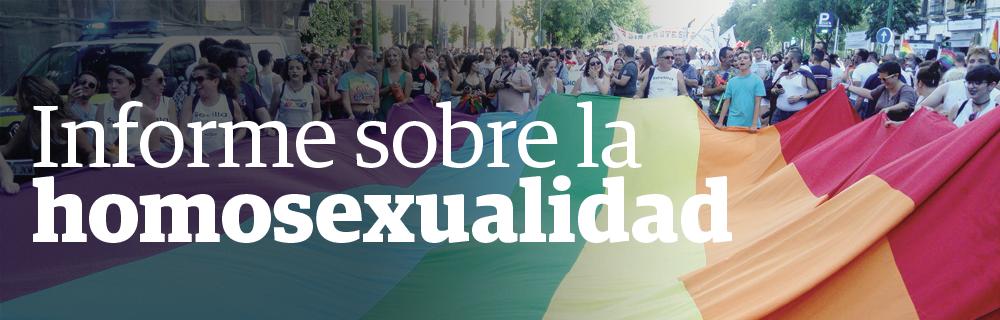 Informe sobre la homosexualidad