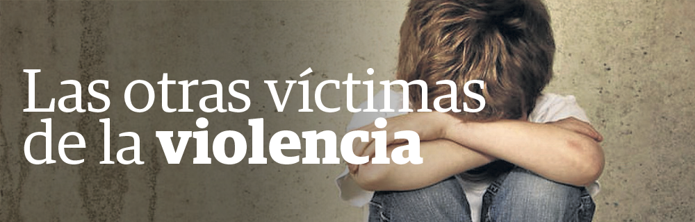 Las otras víctimas de la violencia