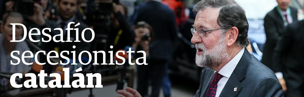 Desafío secesionista catalán