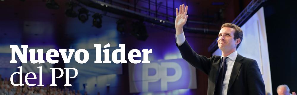 Nuevo líder del PP