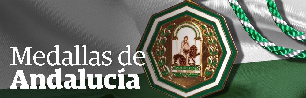 Medallas de Andalucía