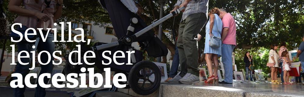 Sevilla, lejos de la accesibilidad