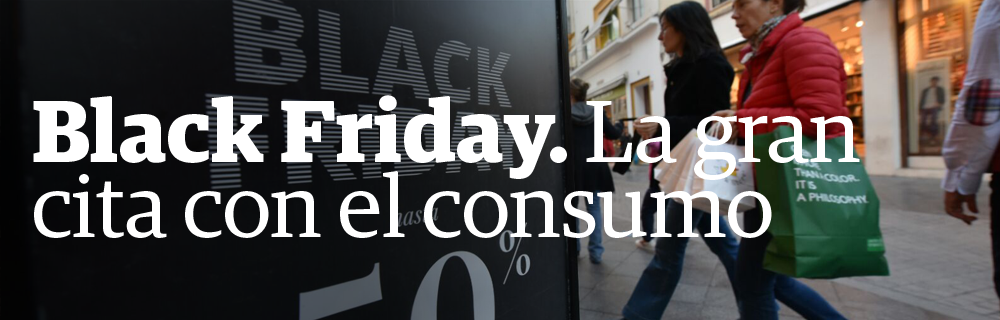 Black Friday. La gran cita con el consumo