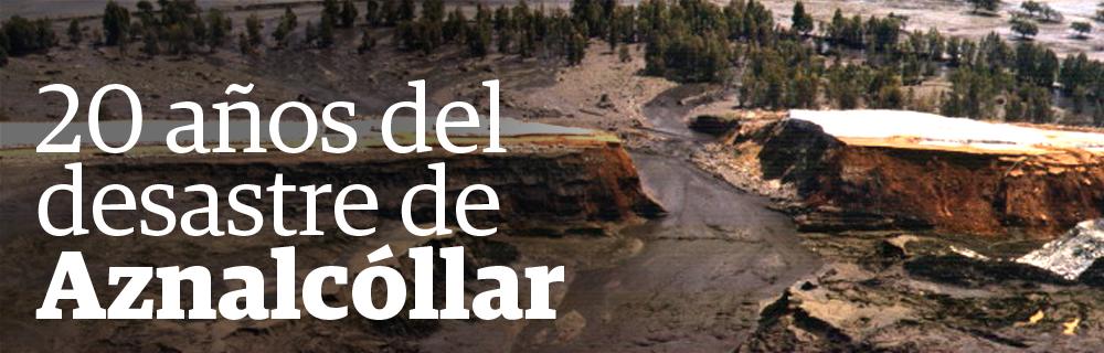 20 años del desastre de Aznalcóllar