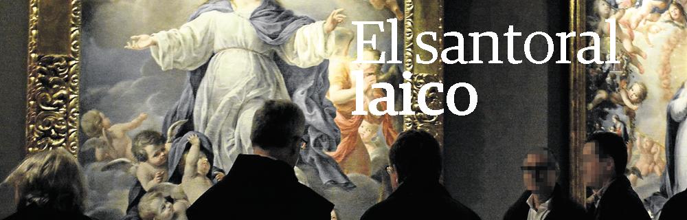 El santoral laico
