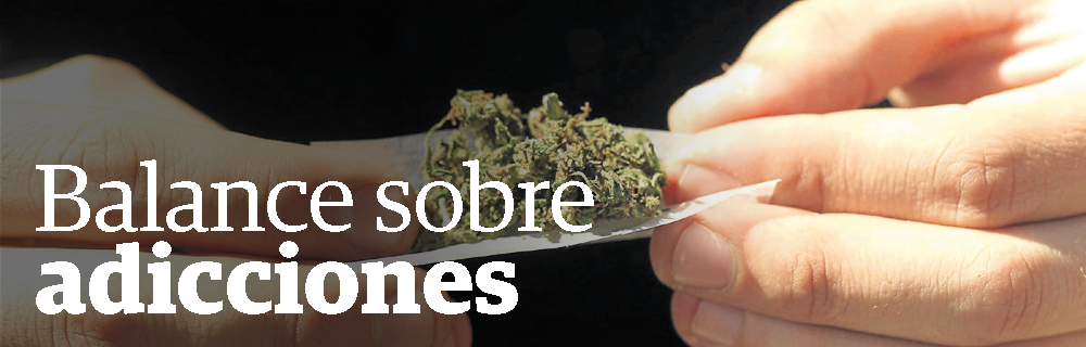 Balance sobre adicciones