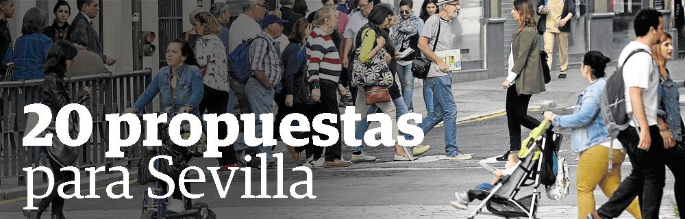 20 propuestas para Sevilla