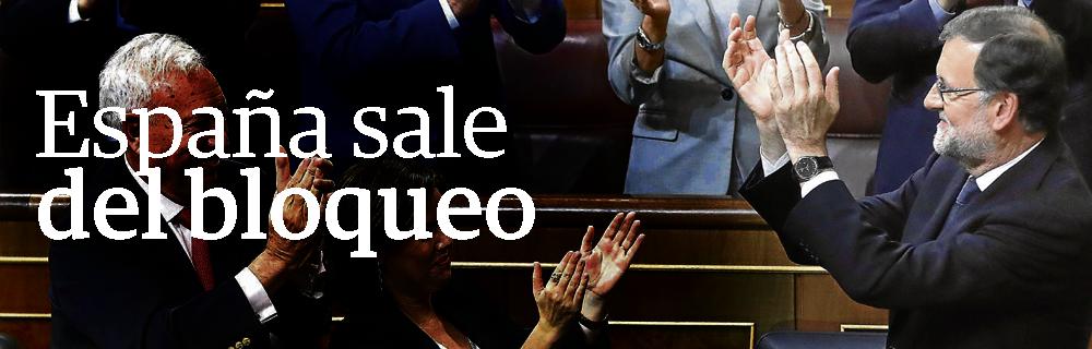 España sale del bloqueo