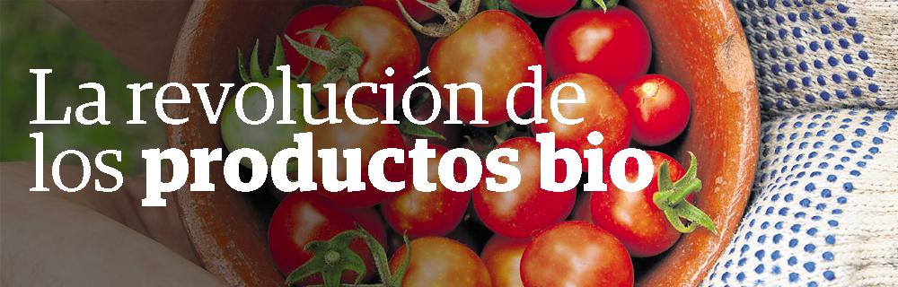 La revolución de los productos bio