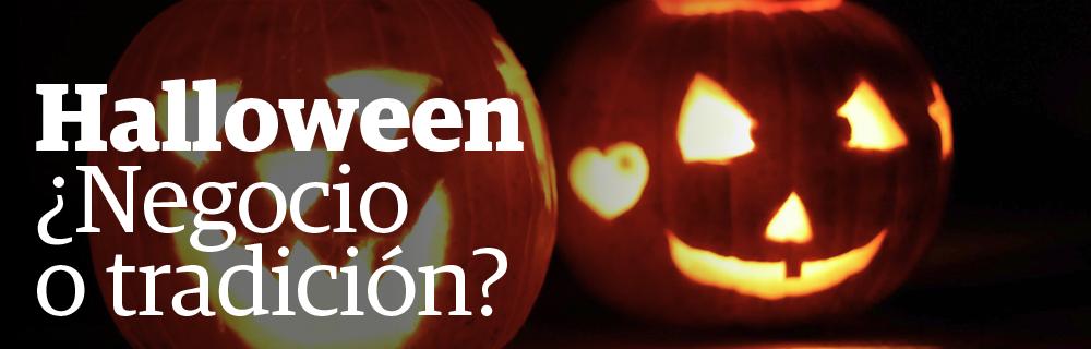 Halloween. ¿Negocio o tradición?