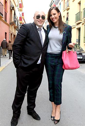 Kiko Rivera y Jessica Bueno. / E.P.