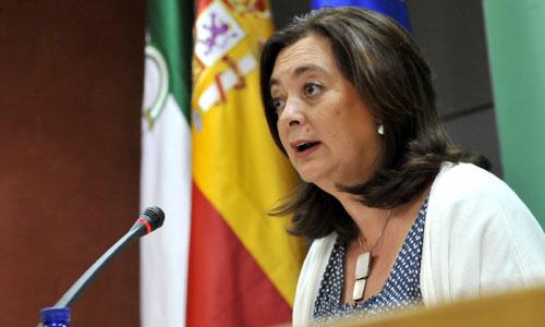 La consejera de Educación, Mar Moreno.