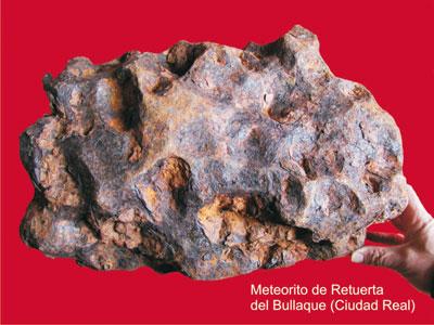 Meteorito de Retuerta de Bullaque .