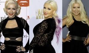 La cantante ha perdido peso en las últimas semanas.