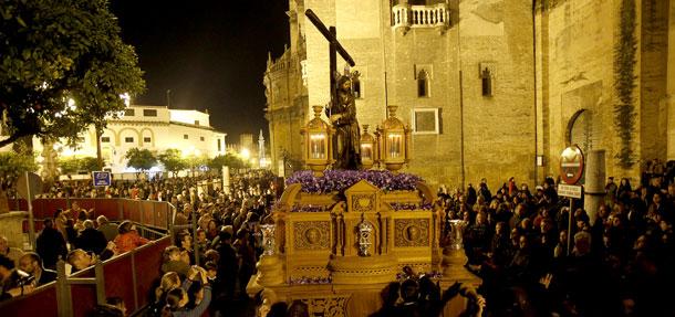 Cristo de la Corona. / Estefanía González (Atese)