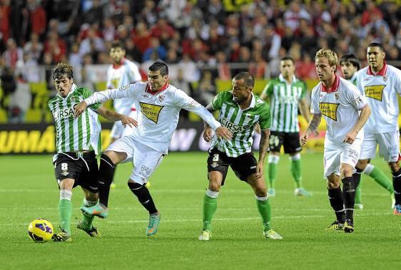 Betis y Sevilla ya saben la fecha. Kiko Hurtado (Marcamedia)