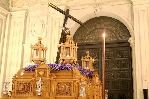 Santísimo Cristo de la Corona.