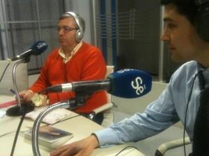 J. AntonioRodríguez y EstebanRomera se subieron comentando.