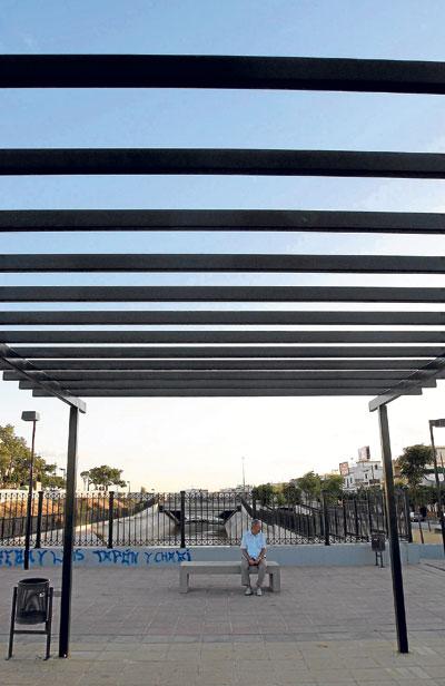 El bulevar de Torreblanca fue inaugurado a finales de 2005.