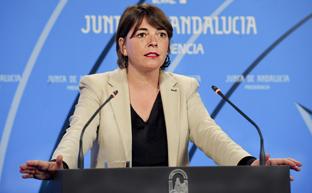 Elena Cortés informa del decreto.