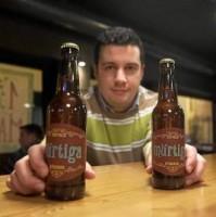 33 Diego Muñoz es uno de los impulsores de Cervezas Múrtiga.  J. M. PAISANO (ATESE)